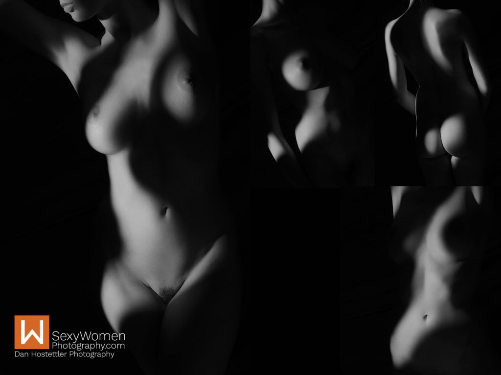 Results - Artistic Nudes - Shadow Play - Low Budget Creative Nudes