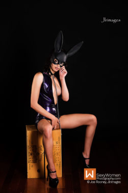 Three Point Lighting - Latex Photography