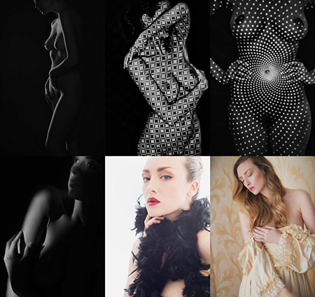 Earn Money, Win Competitions - Creative Nude Photography On A Budget