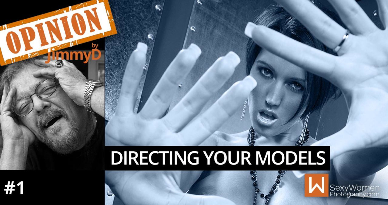 Do Not Micro-Manage Your Photo Models