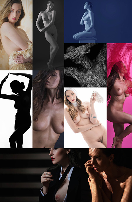 Feed Your Creativity - Creative Nude Photography On A Budget