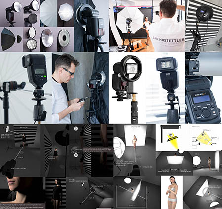 Speed Lights Only, Gear & Lighting Designs - Creative Nude Photography On A Budget