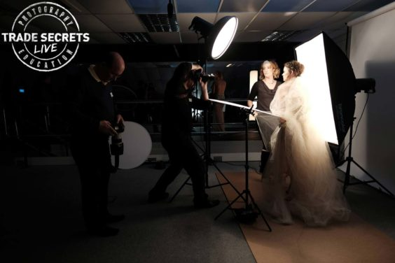 BTS - Dan Hostettler visits Lindsay Adler Fashion Secret Workshop