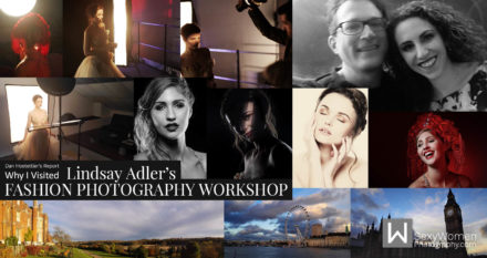 Why I Visited Lindsay Adler's Fashion Photography Workshop. My Take.