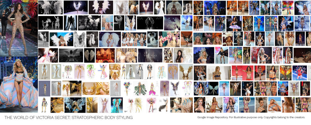 1) The World of Victoria Secret - Body Styling - Google Image Rep