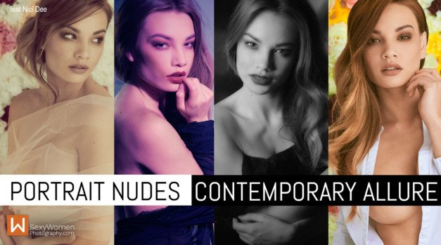 LIVE Replay: 'Contemporary Allure: Portrait Nudes'