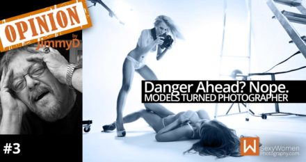 Models Turned Photographers