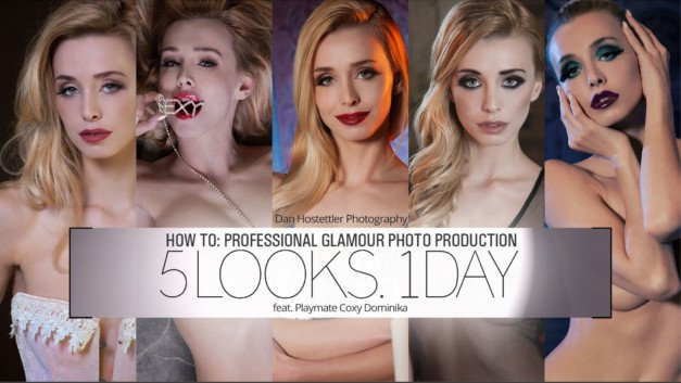 Tutorial: 'Playboy Glam & Artistic Nudes Photo Production'