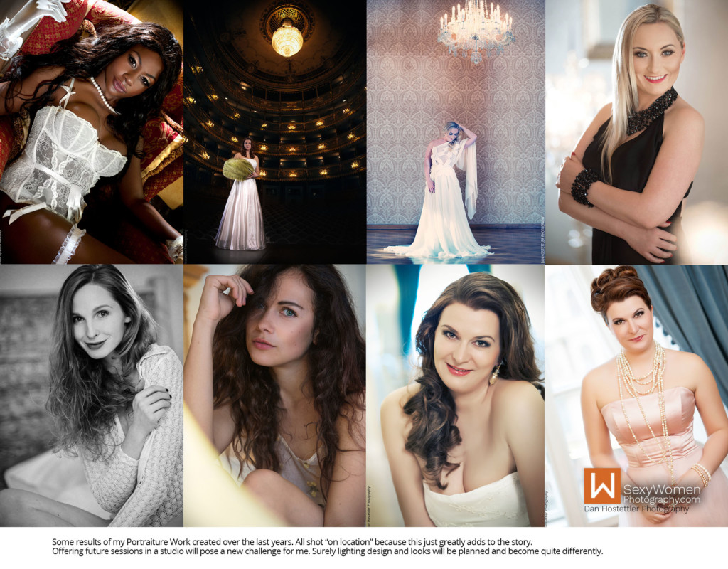 1 - Portrait Style On Location - Starting A Boudoir Photography Business