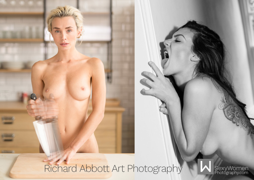 Richard Abbott Art Nude Photography
