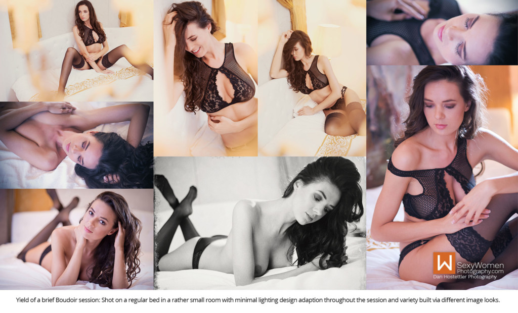 3 - Classic Boudoir - Starting A Boudoir Photography Business