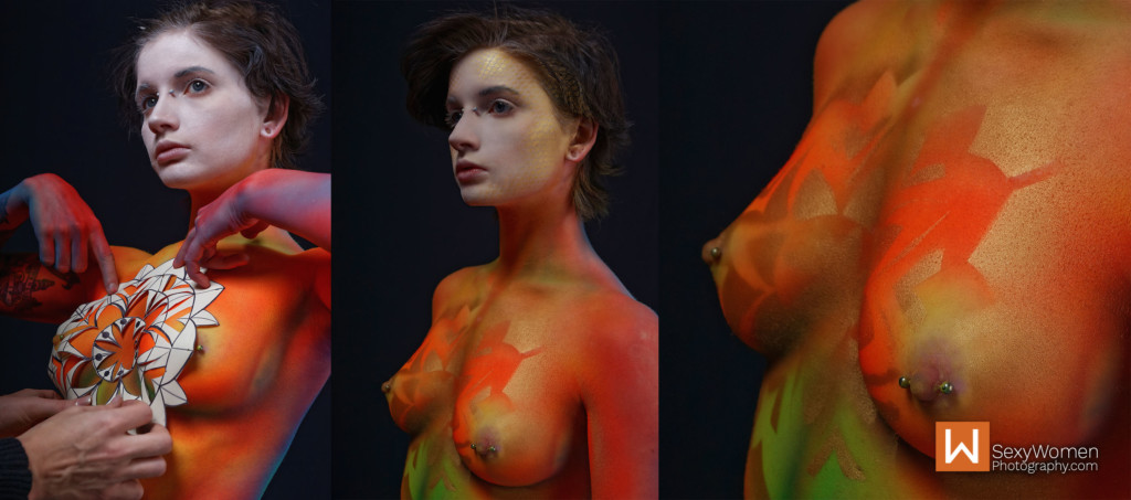 9 - Body Painting Get Creative - 34,35,36
