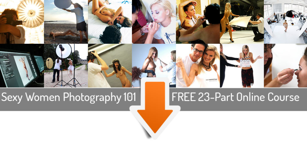 101 Sexy Women Photography - Free Online Photography Course