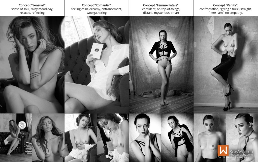 3 - B&W Nude Photography Today - Photo Concepts With Keywords - Dan Hostettler Photography
