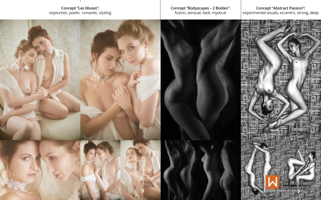7B - Artistic Nude Photography - Photo Concepts With Keywords - Dan Hostettler Photography