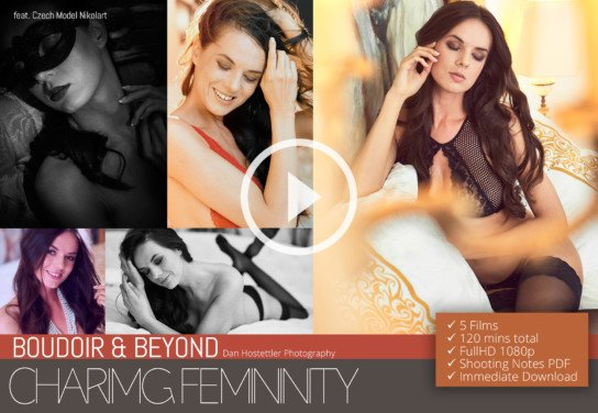 LIVE Replay: 'Boudoir Photography & Beyond'