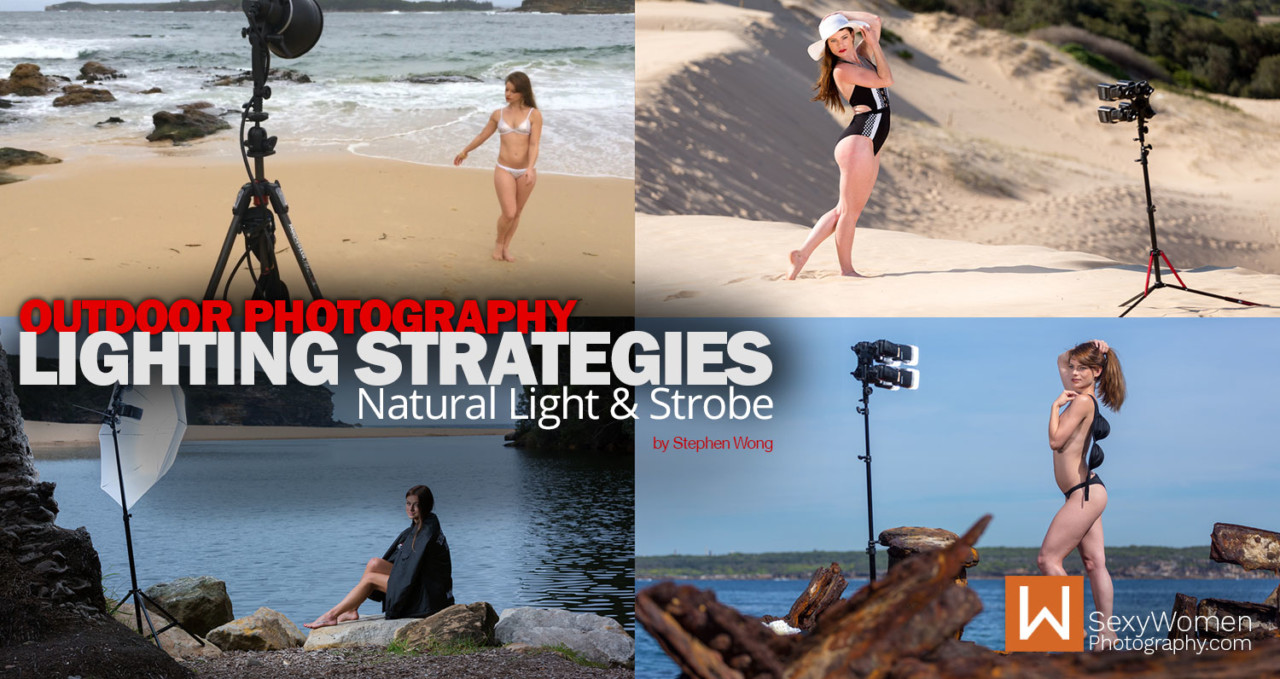 Strobe & Natural Light: Outdoor Photography Lighting Strategies