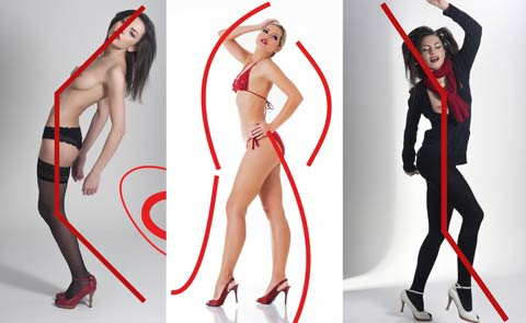 Model Posing, Working with Models - Sexy Women Photography