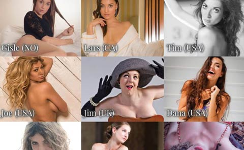 Reader Submitted Photography Work - Sexy Women Photography