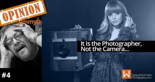 """It Is the Photographer, Not the Camera, That Is the Instrument""*"