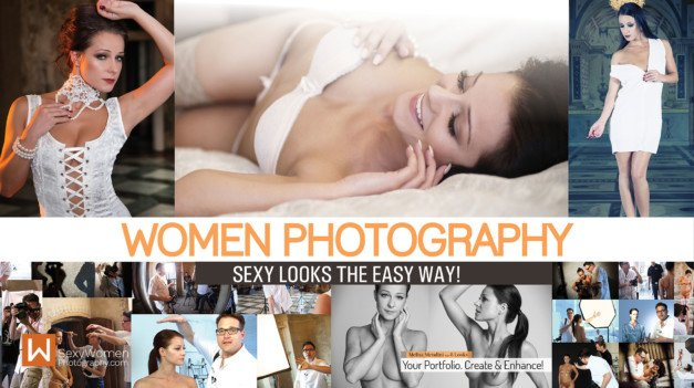 Tutorial: 'Women Photography – Create, Enhance & Improve Your Images The Easy Way'