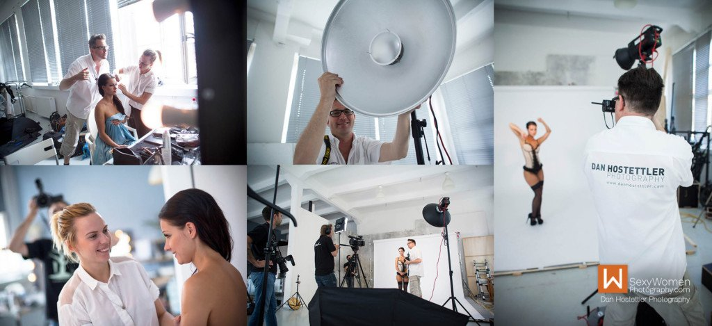 7 - Behind The Scenes Photo Sudio Melisa Mendini - Sexy Women Portfolio Building - Photography Light and Shadow Quality