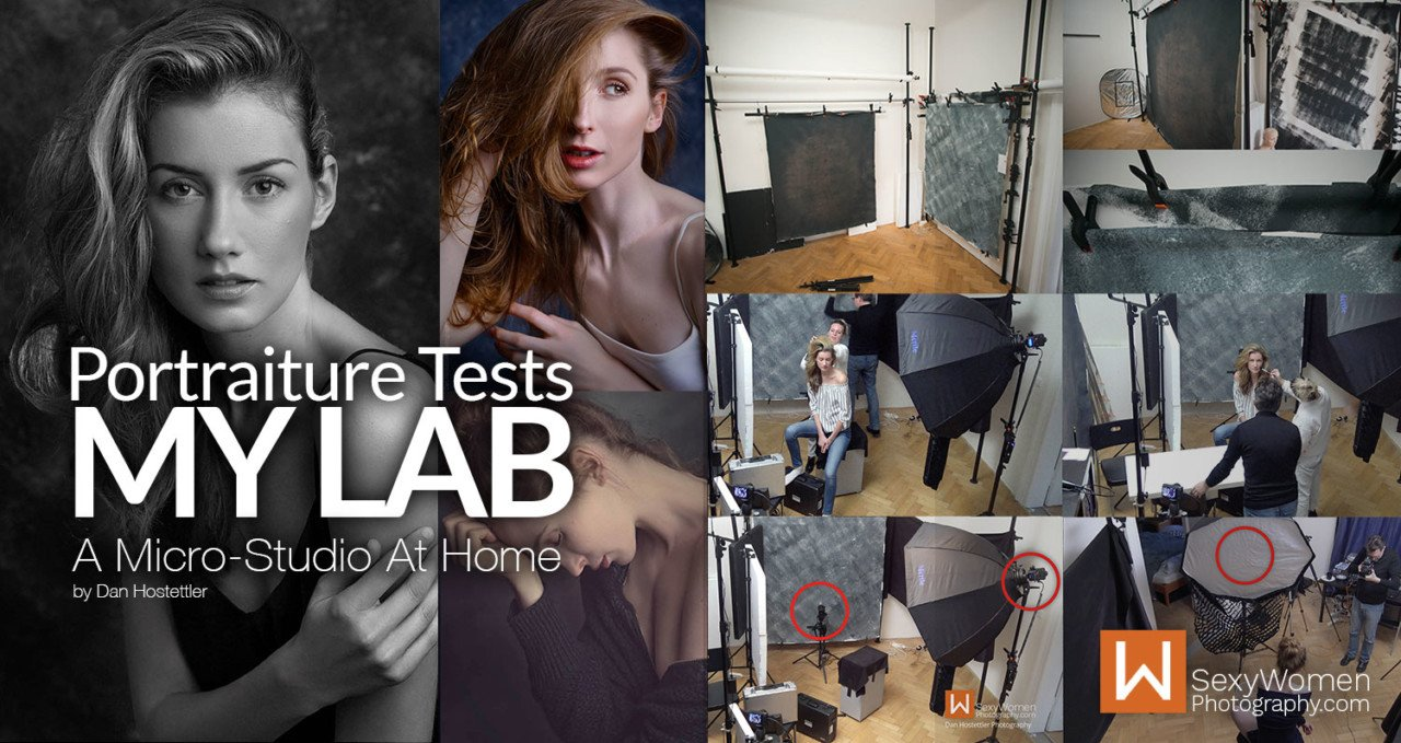 "My ""Lab"": Setting Up A Micro-Photo-Studio"