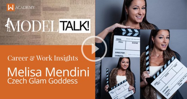 Pep Talk With Melisa Mendini – Czech Glam Goddess