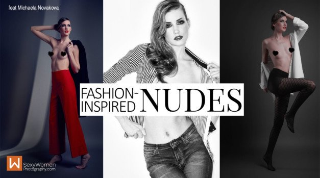 LIVE Replay: 'Fashion-Inspired Nude Photography'