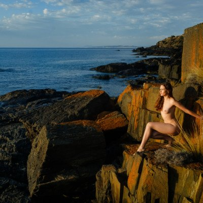 Tasmania Outdoor Art Nude Photography Workshop with Cam Attree - Showcase