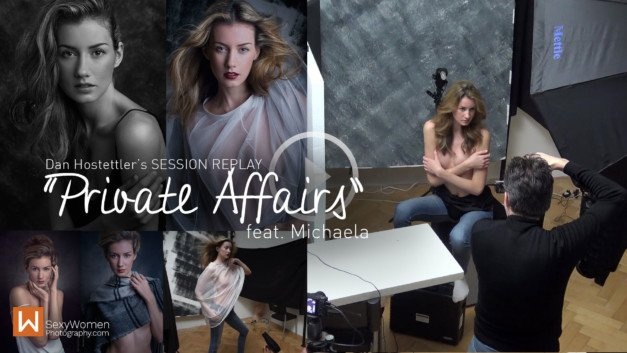 "SESSION REPLAY: ""Private Affairs"" feat. Michaela"