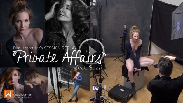 "SESSION REPLAY: ""Private Affairs"" feat. Suzzi"