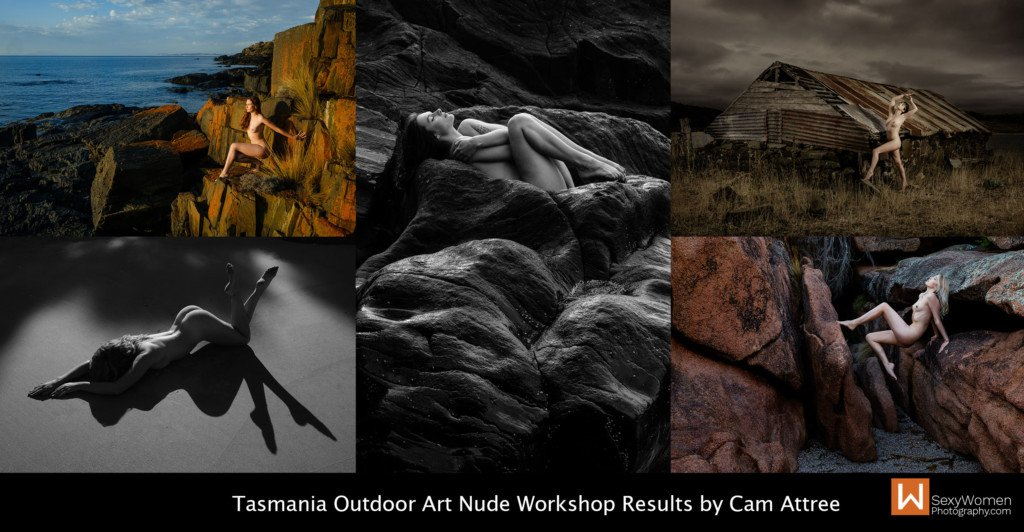 Tasmania Outoor Nude Workshop Results - Results Sales Page - with Cam Attree, Brisbane Australia