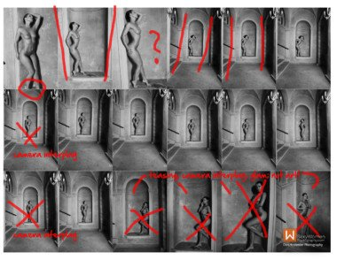 Contact Sheets - Art Nudes On Location - 1-Light Setup