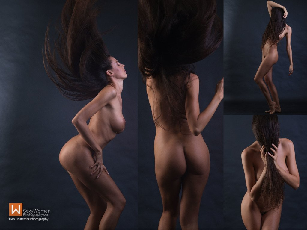 Results - Expressive Nude Photography - Motion Creates Emotion - Czech Model Nikolart