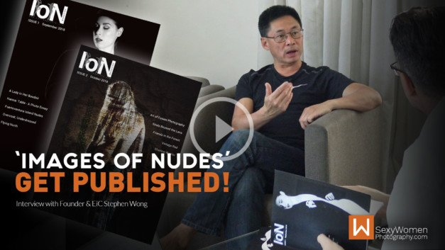 """Images Of Nudes"", A New Community Magazine"
